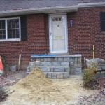 Moak Steps install November 2007 001