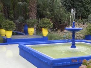 Le Majorelle Garden, Marrakech, Morocco